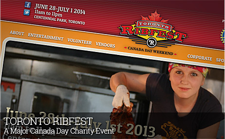 TORONTO RIBFEST
